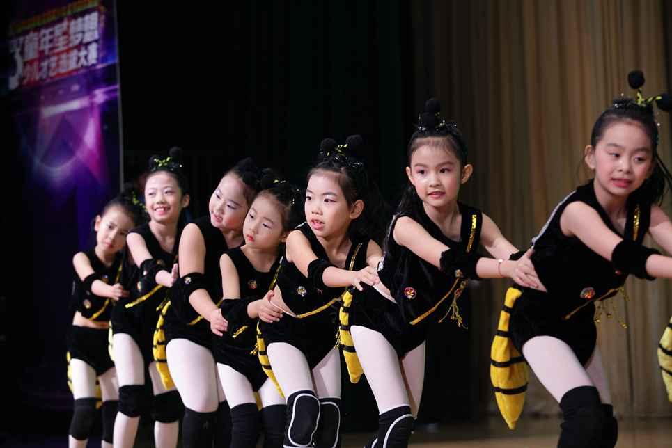 八八空间第三届《童年星梦想》儿童舞蹈视频《小蚂蚁》