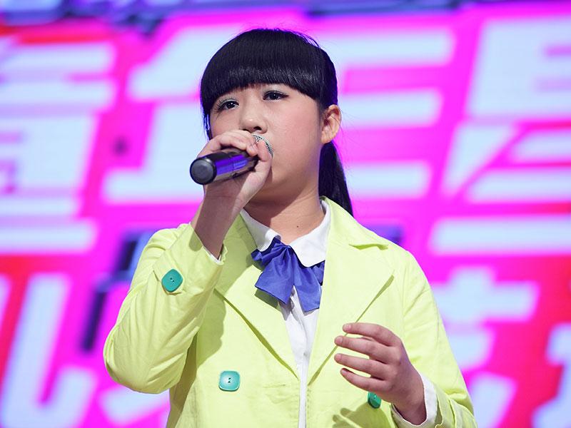 八八空间第三届《童年星梦想》陈晗虞沫流行歌曲演唱《灯塔》