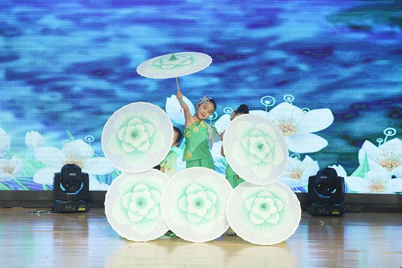 八八空间第三季《童年星梦想》舞蹈视频《茉莉花》