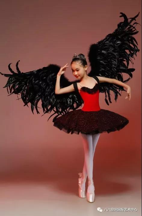 八八空间星学院 张梓琪:拥有翅膀的女孩